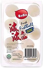 BoBo Fresh Fishball, 150 g- Chilled