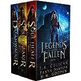 Legends of the Fallen: Books 1-3 (Legends of the Fallen Boxset Book 1)