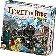 Days of Wonder DW7202 Ticket to Ride- Europe Board Game