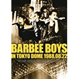BARBEE BOYS IN TOKYO DOME 1988.08.22 [DVD]