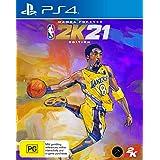 NBA 2K21 Mamba Forever Edition - PlayStation 4