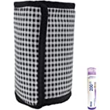 Foldable Homeopathy Storage Case Box Kit Pouch for Homeopathy 42 Tubes
