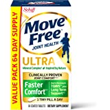 Calcium & Calcium Fructoborate Based Ultra Faster Comfort Tablets Value Pack, Move Free (64 Count In A Box), Joint Health Sup