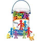 Learning Resources LER3372 All About Me Family Counters