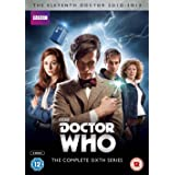 Doctor Who - Complete Series 6 Box Set *** Europe Zone ***