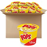 Kellogg's Corn Pops, Breakfast Cereal in a Cup, Bulk Size, 12 Count ( 1.5 oz Cups)