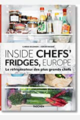 Inside Chefs' Fridges, Europe Hardcover