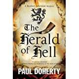 Herald of Hell: A mystery set in Medieval London (A Brother Athelstan Medieval Mystery Book 15)