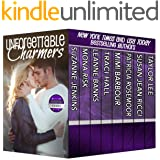 Unforgettable Charmers - Unforgettable Hunks (The Unforgettables Book 12)