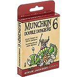 Steve Jackson Games Munchkin 6 Double Dungeons Board Game (SJG01576)