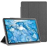Dragon Touch タブレット 10.1インチ ケース【LASTE】NotePad 102 ケース Dragon Touch NotePad 102 ケース 薄型 キズ防止 軽量 タブレット カバー 全面保護 角度調整 グレー タブレットPCケ
