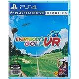 Worldwide Studios Everybody's Golf VR (EN ver: TC/EN/KR.) - VR, PS4