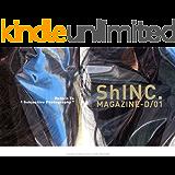 ShINC.MAGZINE-D/01 主観主義写真特集 五味彬・横木安良夫・立木義浩・大塚和也・新山清