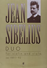 Duo for Violin and Viola 1891-92