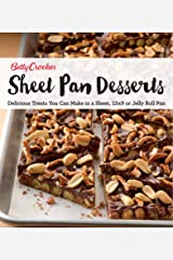 Betty Crocker Sheet Pan Desserts: Delicious Treats You Can Make with a Sheet, 13x9 or Jelly Roll Pan Kindle Edition