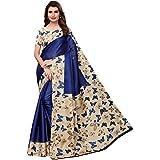 CRAFTSTRIBE Bridal Saree Party Wear Wedding Bollywood Women's Art Silk Sari