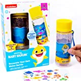 Baby Shark Decorate Your Own Water Bottle