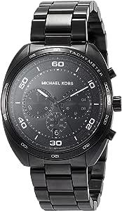 [マイケル・コース] 腕時計 DANE MK8615 メンズ 正規輸入品 ブラック