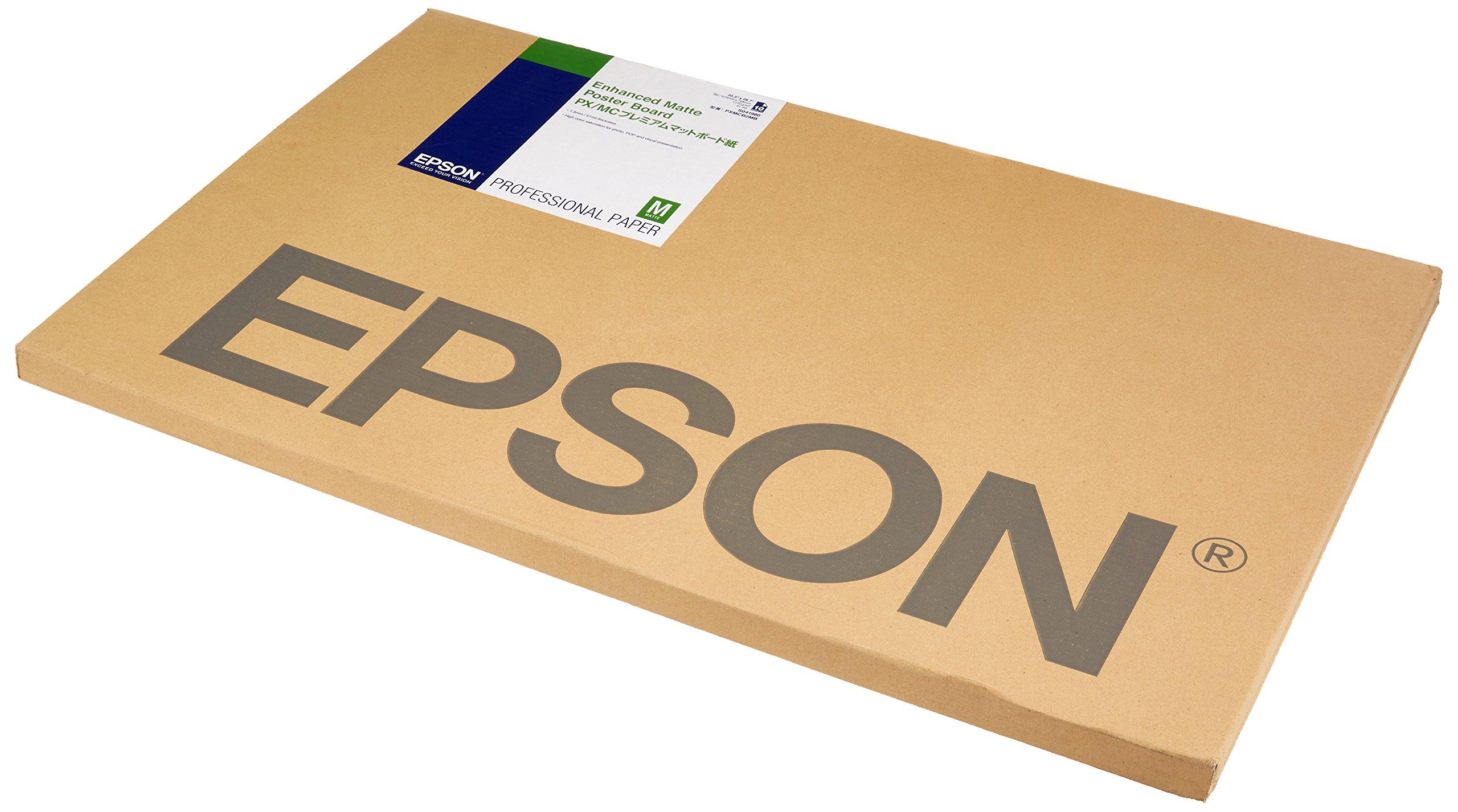 セイコーエプソン PXMCプレミアムマットボード紙 PXMCB2MB