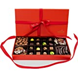 ANJALICHOCOLAT Premium Gift Box of Artisanal Chocolates (Classic)