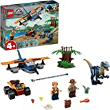 LEGO Jurassic World Velociraptor: Biplane Rescue Mission 75942 Building Kit