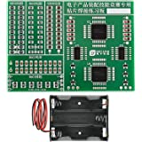 はんだ 練習 LEDモジュール 電子工作キット電子プロダクションスイート DIYキット 溶接練習ボード