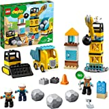 LEGO DUPLO Construction Wrecking Ball Demolition 10932 Building Kit