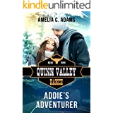 Addie's Adventurer (Quinn Valley Ranch Book 9)