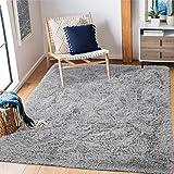 ラグ 洗える カーペット ラグマット 絨毯 200x220cm(約3畳)グレー 滑り止め付 シャギーラグ 多色選 防臭 防音 さらさら 冬 1年中使える 床暖房 ホットカーペット対応 センターラグ ふわふわ