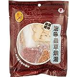 Koi Fish Brand Cordycep & American Ginseng Tonic Soup, 80 g