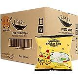 F.EAST Hainanese Chicken Rice Potato Chips, 30 x 22g Carton