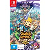 Snack World The Dungeon Crawl Gold - Nintendo Switch