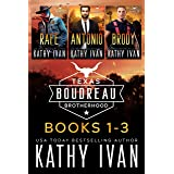 Texas Boudreau Brotherhood Books 1 - 3