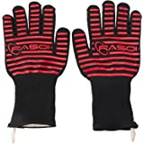 Rasoi BBQ Gloves - Barbeque Gloves for Smoker - BBQ Grill Gloves and Oven Gloves for Cooking, Grilling, Fireplace, Barbecue e