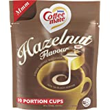 NESTLE COFFEE-MATE Hazelnut Flavour Liquid Coffee Whitener 10 Cups x 15ml, 150g
