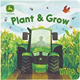 Plant & Grow (John Deere Lift-A-Flap Board Book)