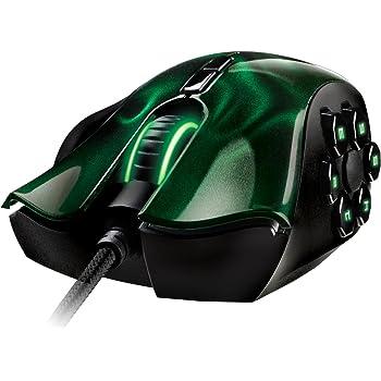Razer Naga Hex MOBA/アクションRPG ゲーミング マウス 【正規保証品】 RZ01-00750100-R3M1