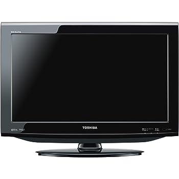 東芝 22V型 ハイビジョン 液晶 テレビ REGZA 22RE1(K) ブラック