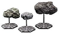 劇的演出SERIES 01 小惑星フィギュア S M Lサイズセット リアルカラーVer.