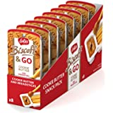Lotus Biscoff - Cookie Butter & Breadsticks - 1.6 Ounce (8 Count) - Non GMO + Vegan
