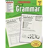 Scholastic Success With Grammar, Grade 2