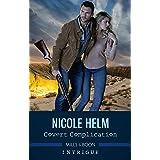 Covert Complication (A Badlands Cops Novel Book 2)