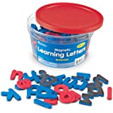 Learning Resources LER6297 Magnetic Learning Letters - Lowercase
