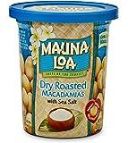 マウナロア 塩味マカデミアナッツ 113g