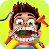 少年少女のために少し歯医者