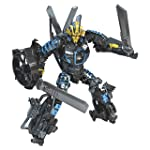 """Transformers Toys Studio Series 45 Deluxe Class Age of Extinction Movie Autobot Drift Action Figure - Ages 8 & Up, 4.5"""""""