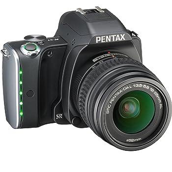 RICOH デジタル一眼レフ PENTAX K-S1 レンズキット [DAL18-55mm] ブラック PENTAX K-S1 LENSKIT BLACK 06426
