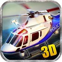 都市ヘリコプター3D救助駐車シミュレータゲームフライトパイロット輸送市民インエア救急サバイバルミッション