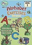 インタートランス アルファベット 練習帳 レベル 1 大文字