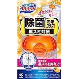 液体ブルーレットおくだけ 除菌効果プラス トイレタンク芳香洗浄剤 本体 EXオレンジの香り 70ml
